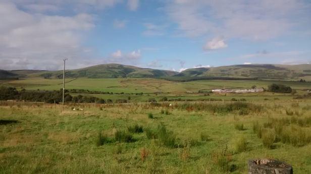 kirkconnel hills