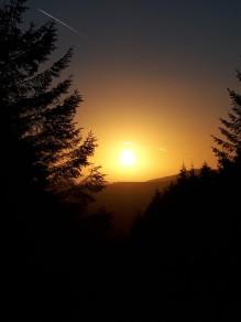 sunrise jan 8th