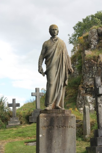 Renwick statue, Stirling